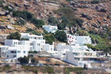 Mykonos - Greece by Jewl1