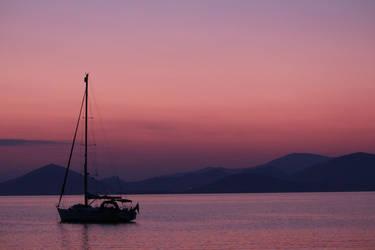 Dokos - Greece by Jewl1