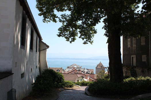 Roofs of Nyon