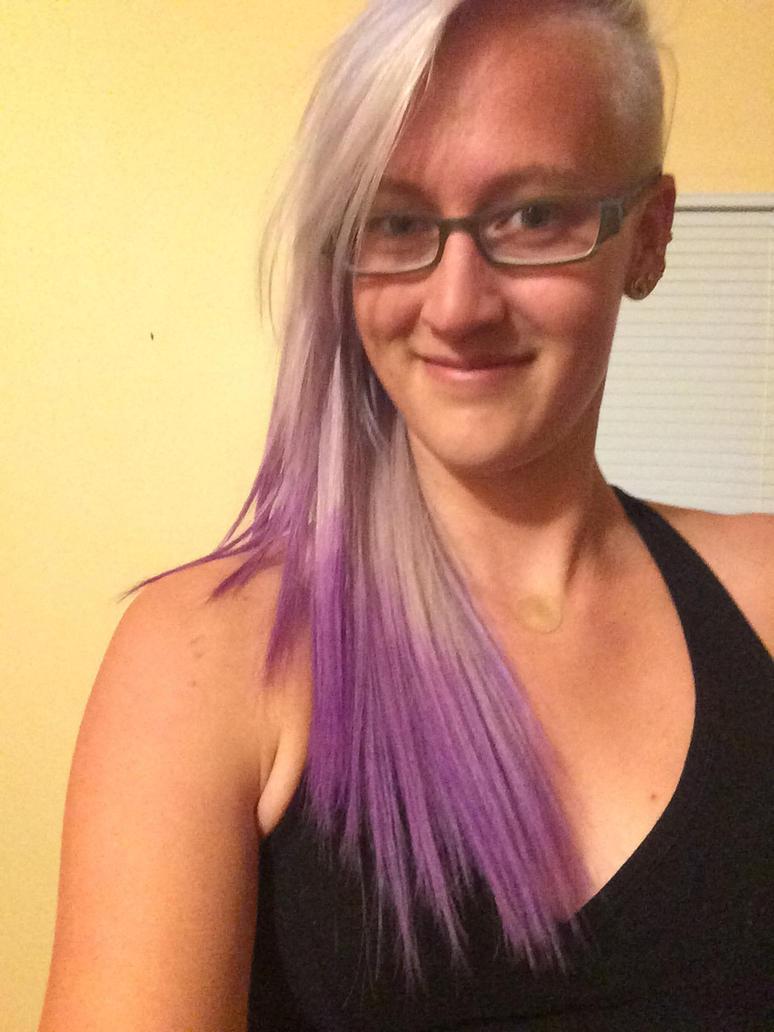 Purple Gasoline by MissSeelie