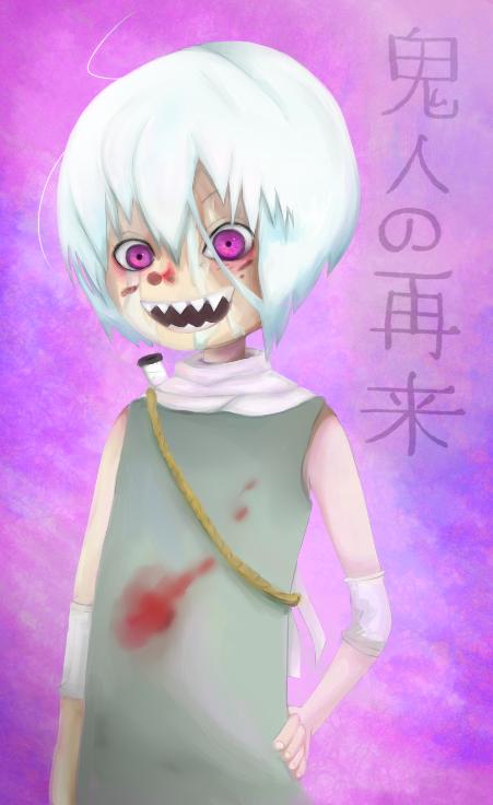 Young Suigetsu by kitt0hokage