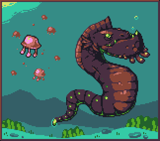 Sea Dragon by Dr-Shellos