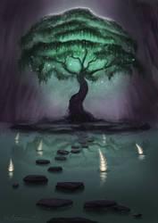 Tree of Spirits by DigitalCrest