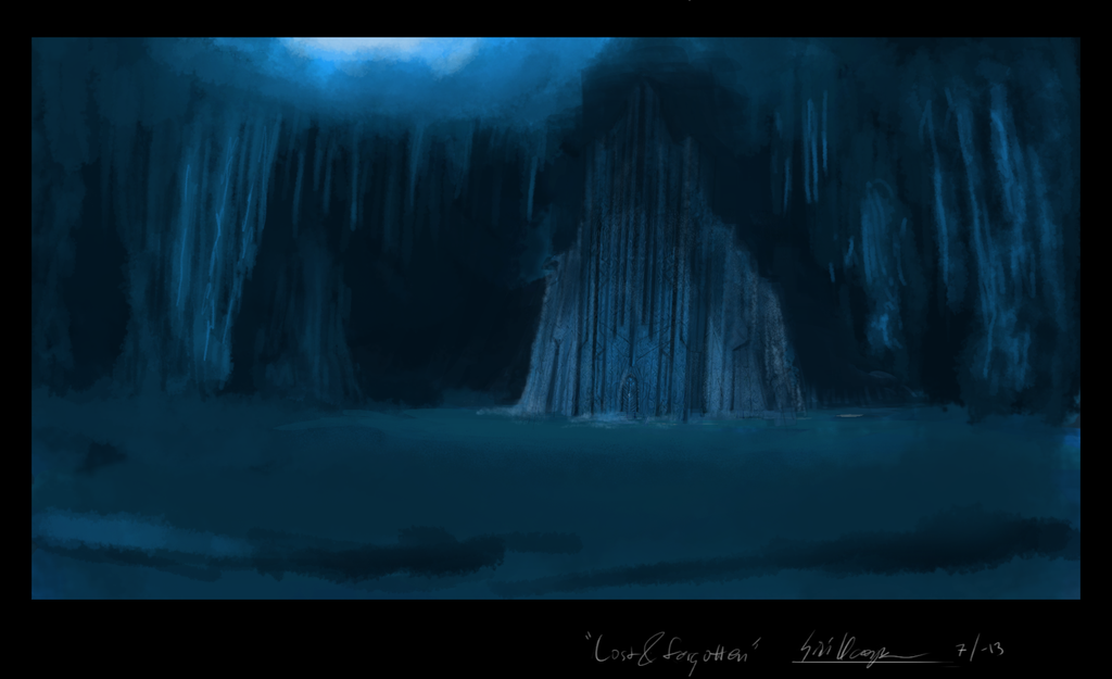 Lost And Forgotten 02 by DigitalCrest