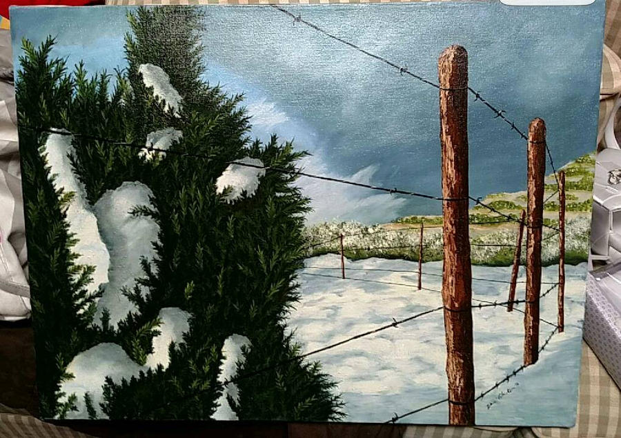 Ruidoso Landscape by PurpleInsperation7