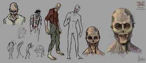 Eddie Scarpa - Character Design by AnaSchatten