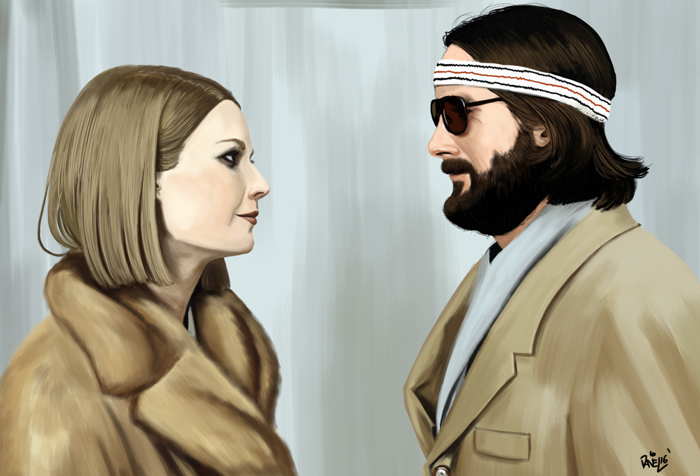 Margot and Richie - The Royal Tenenbaums by BudapestA on ...