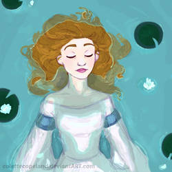Ophelia by ColetteCopeland