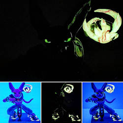 Super Sculpey God Of Destruction Beerus (Glow)
