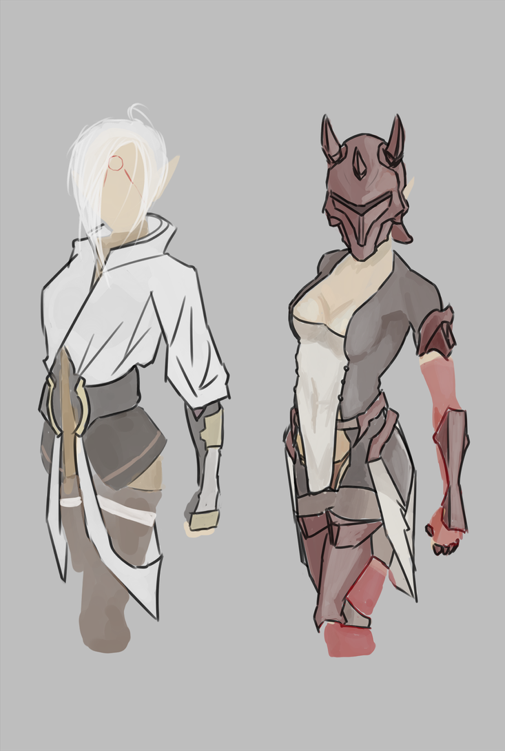 2017 Daemus Concept Outfit by HonestTraitor
