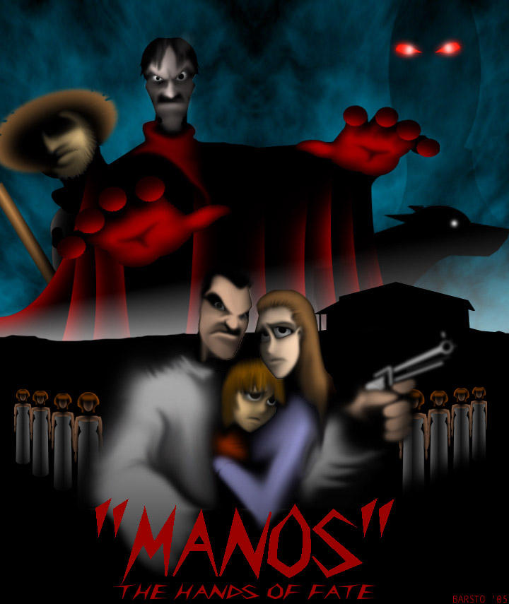 Manos Hands Of Fate Painting