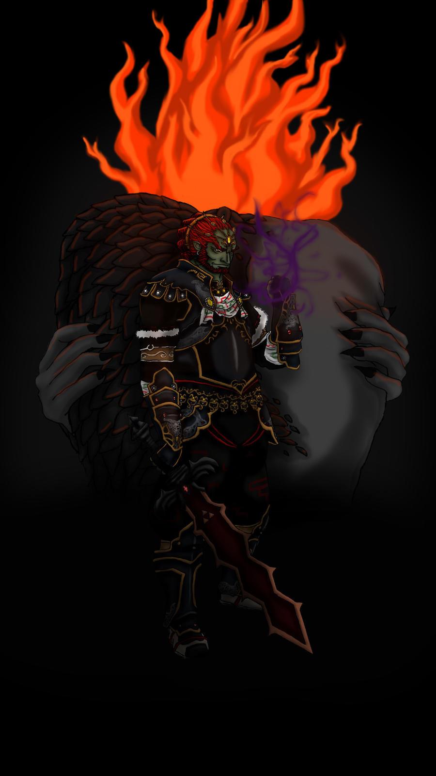 Demise and Ganondorf U...