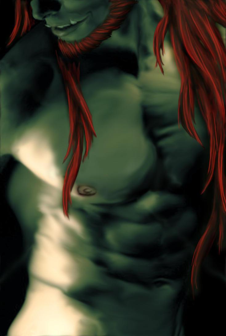 Shirtless Ganon2 by imacetra