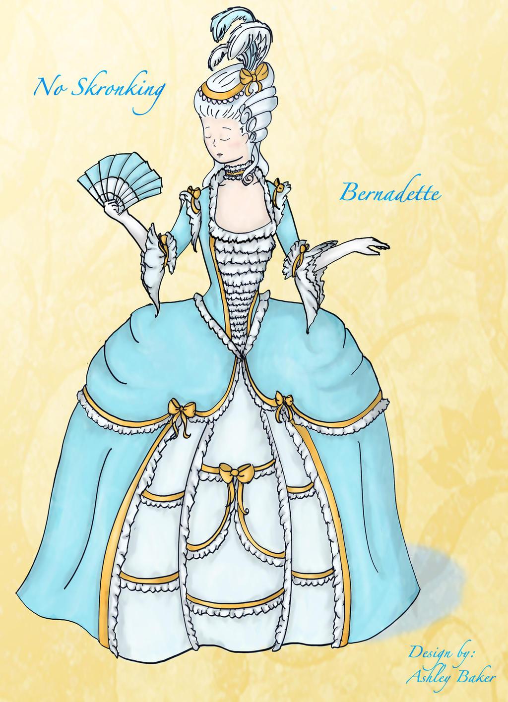 Bernadette by MissyRayney