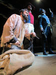 Les Mis Javert and Valjean by MissyRayney