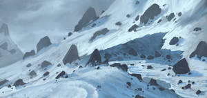 Normal Mountains by InterstellarDeej