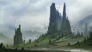 Pillars by InterstellarDeej