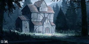 Latham Olaf's House by InterstellarDeej