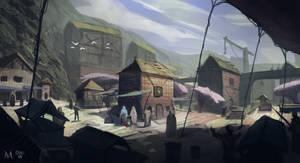 Goldwynn Market by InterstellarDeej