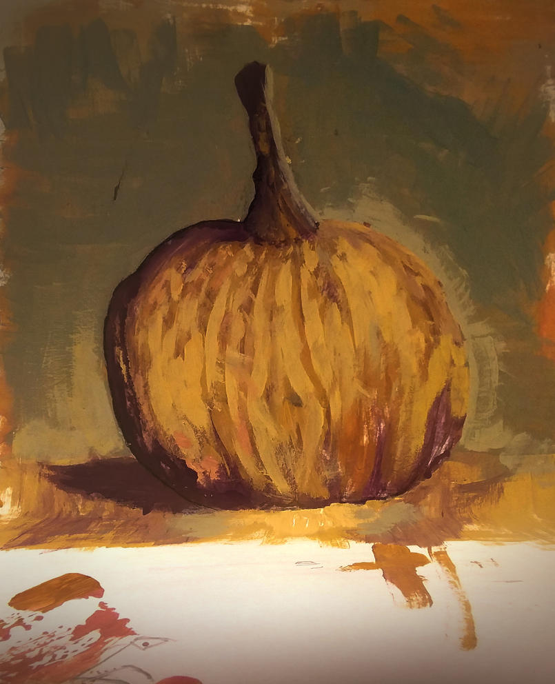 Pumpkin by InterstellarDeej