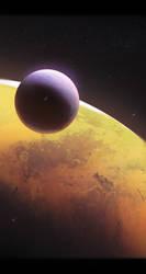 Planets by InterstellarDeej