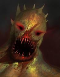 Monster by InterstellarDeej