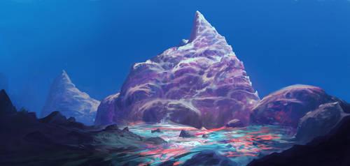 Underwater by InterstellarDeej