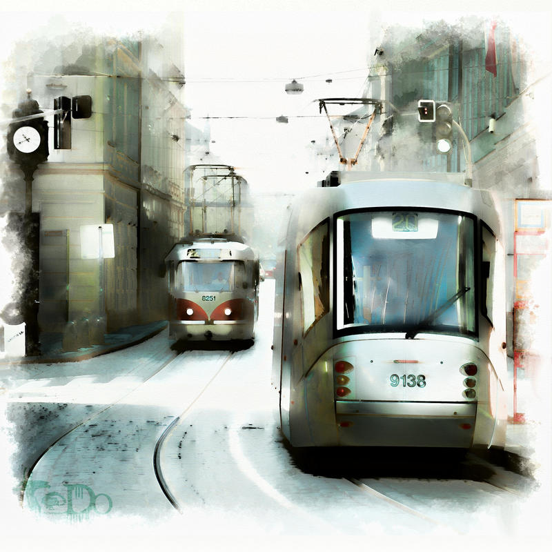 http://fc04.deviantart.net/fs48/i/2009/154/e/6/Prague_tram_by_Gutkin.jpg