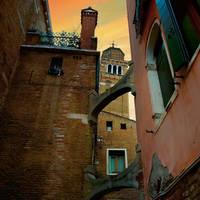 Venice evening by AlexGutkin