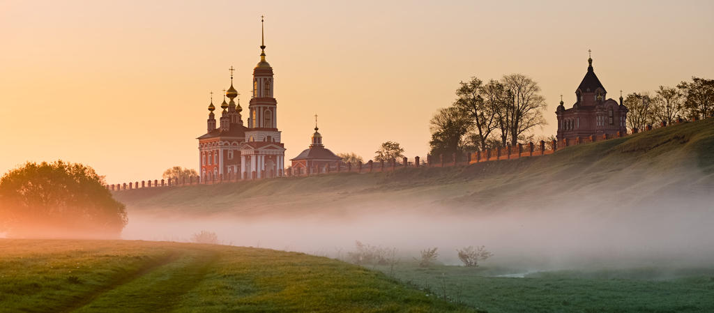 Suzdal's morning by AlexGutkin
