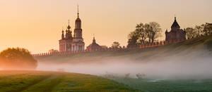 Suzdal's morning