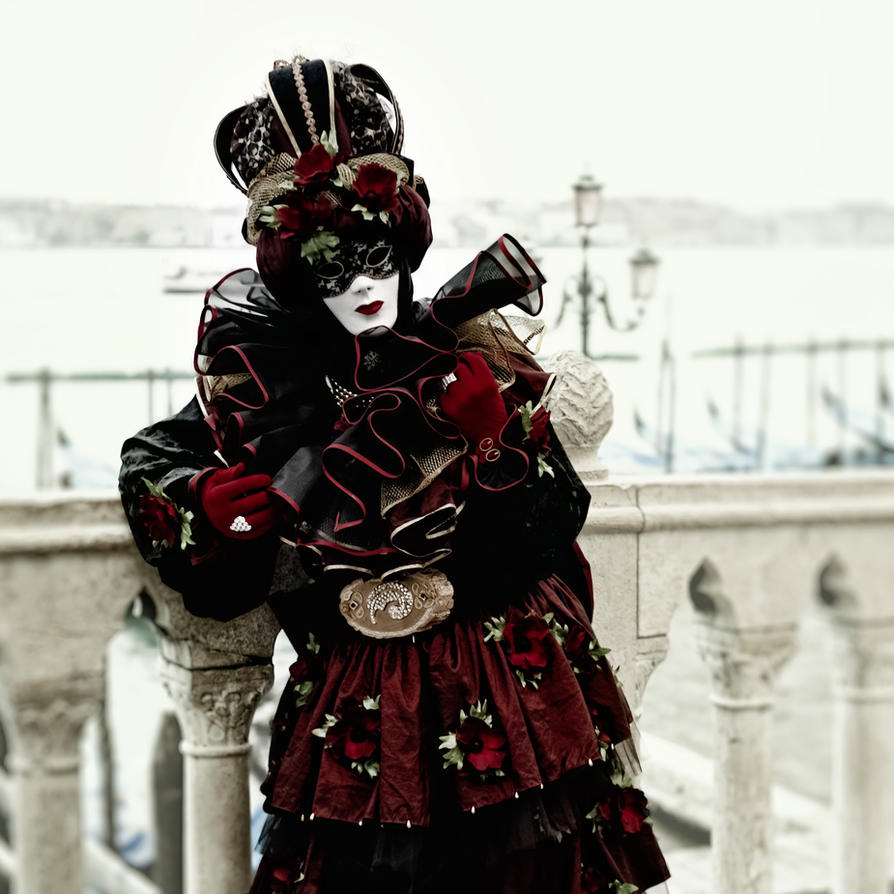 Venice mask by AlexGutkin