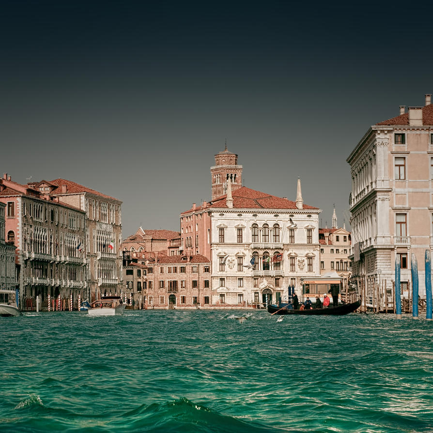 Grand Canal by AlexGutkin