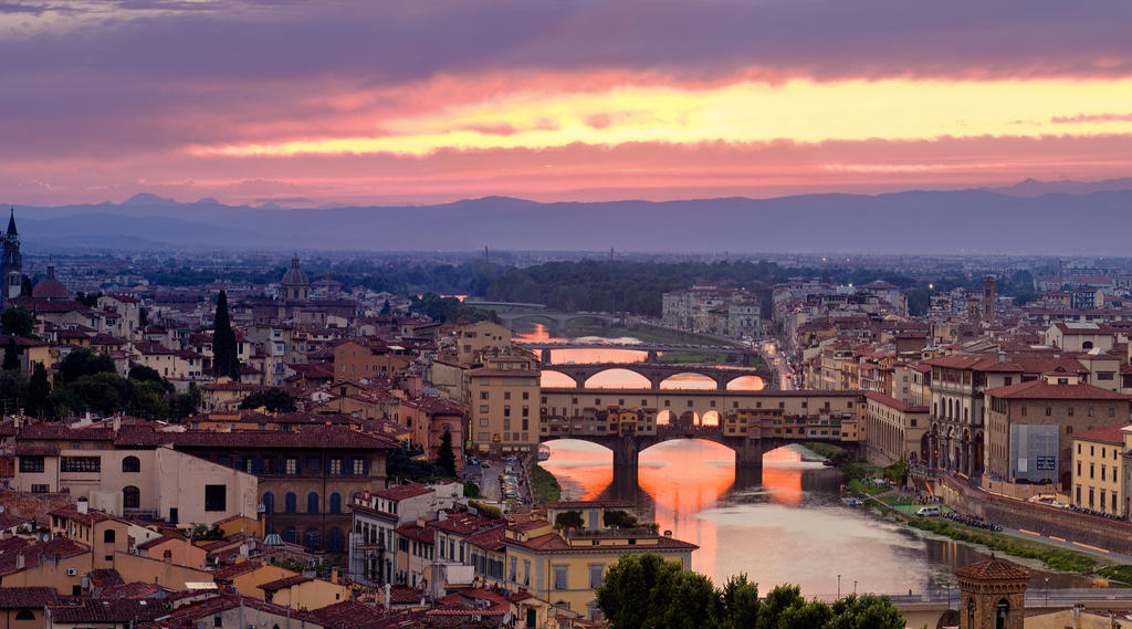 Ponte Vecchio by AlexGutkin