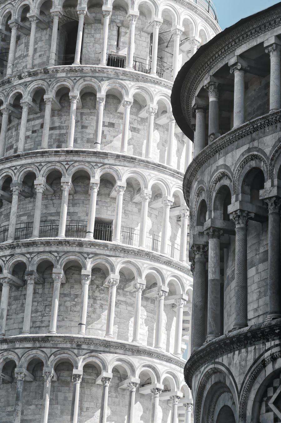 Torre pendente di Pisa by AlexGutkin