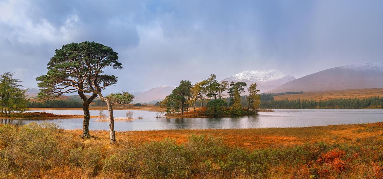 Scotland view by AlexGutkin