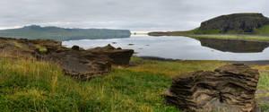 Iceland view by AlexGutkin