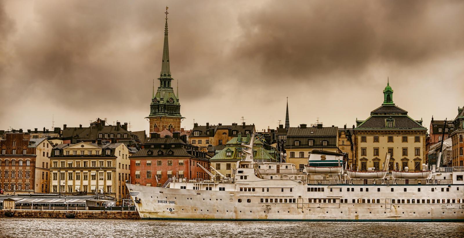 Stockholm by AlexGutkin