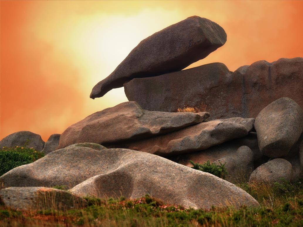 Cote de granite rose by AlexGutkin
