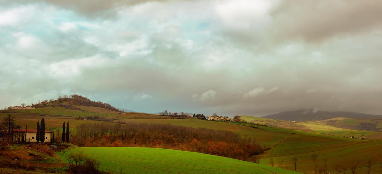 Simple landscape by AlexGutkin