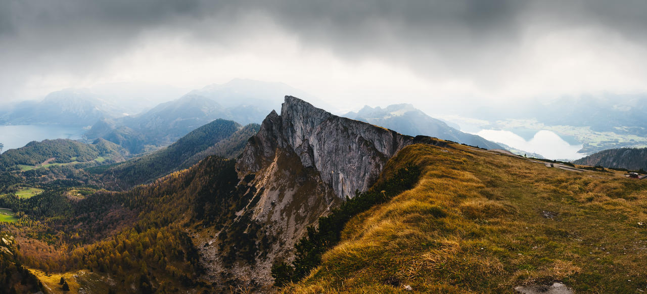 Mountain by AlexGutkin
