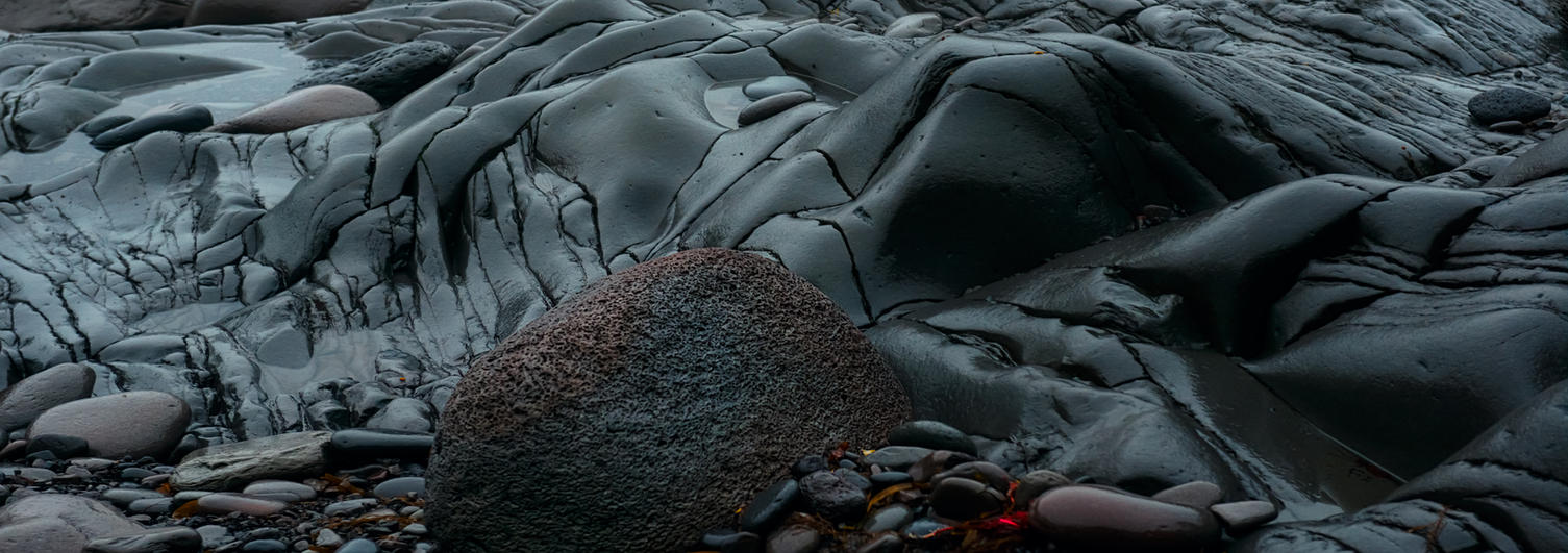Icelandic coast by AlexGutkin