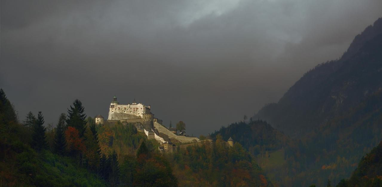 Old Castle by AlexGutkin