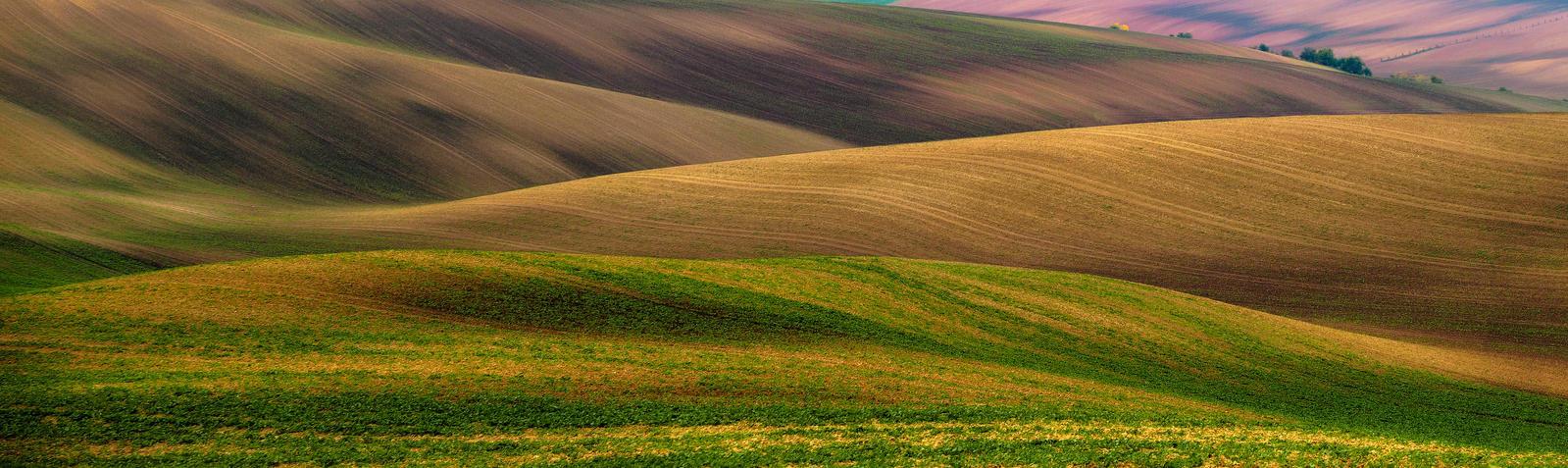 Moravia hills by AlexGutkin