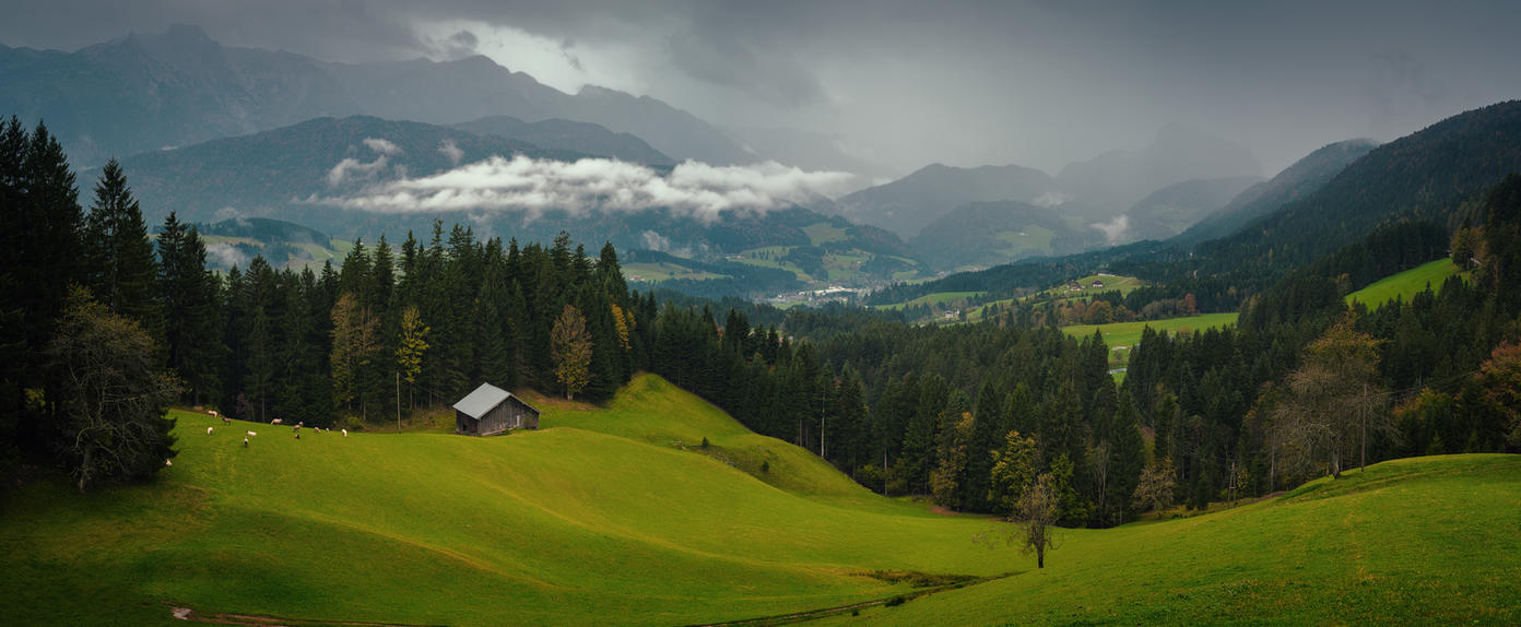 Austrian lands by AlexGutkin