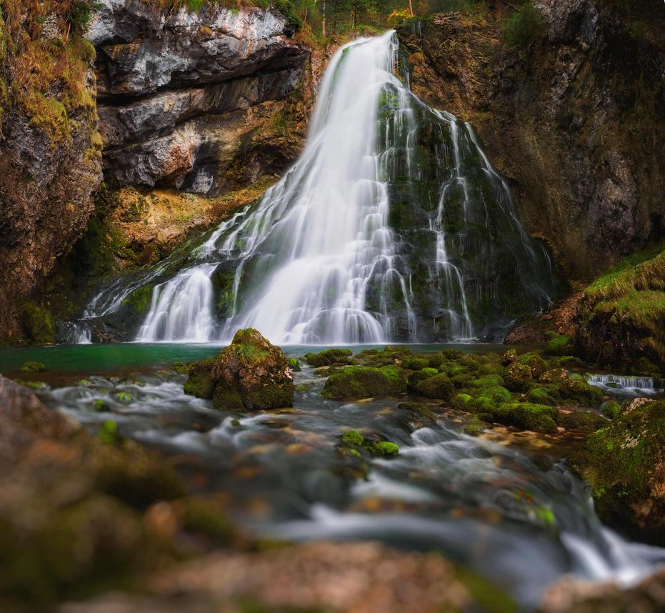 Waterfall by AlexGutkin