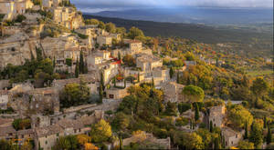 On the slopes of Provence