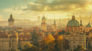 Fairy tales of old Prague