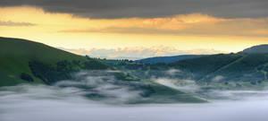 Casteluccio sunrise