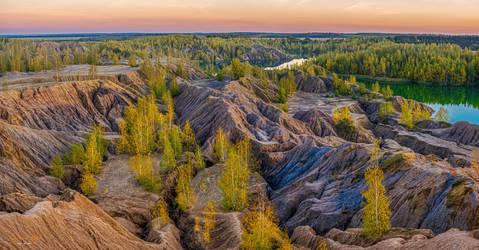 Romantsev Mountains
